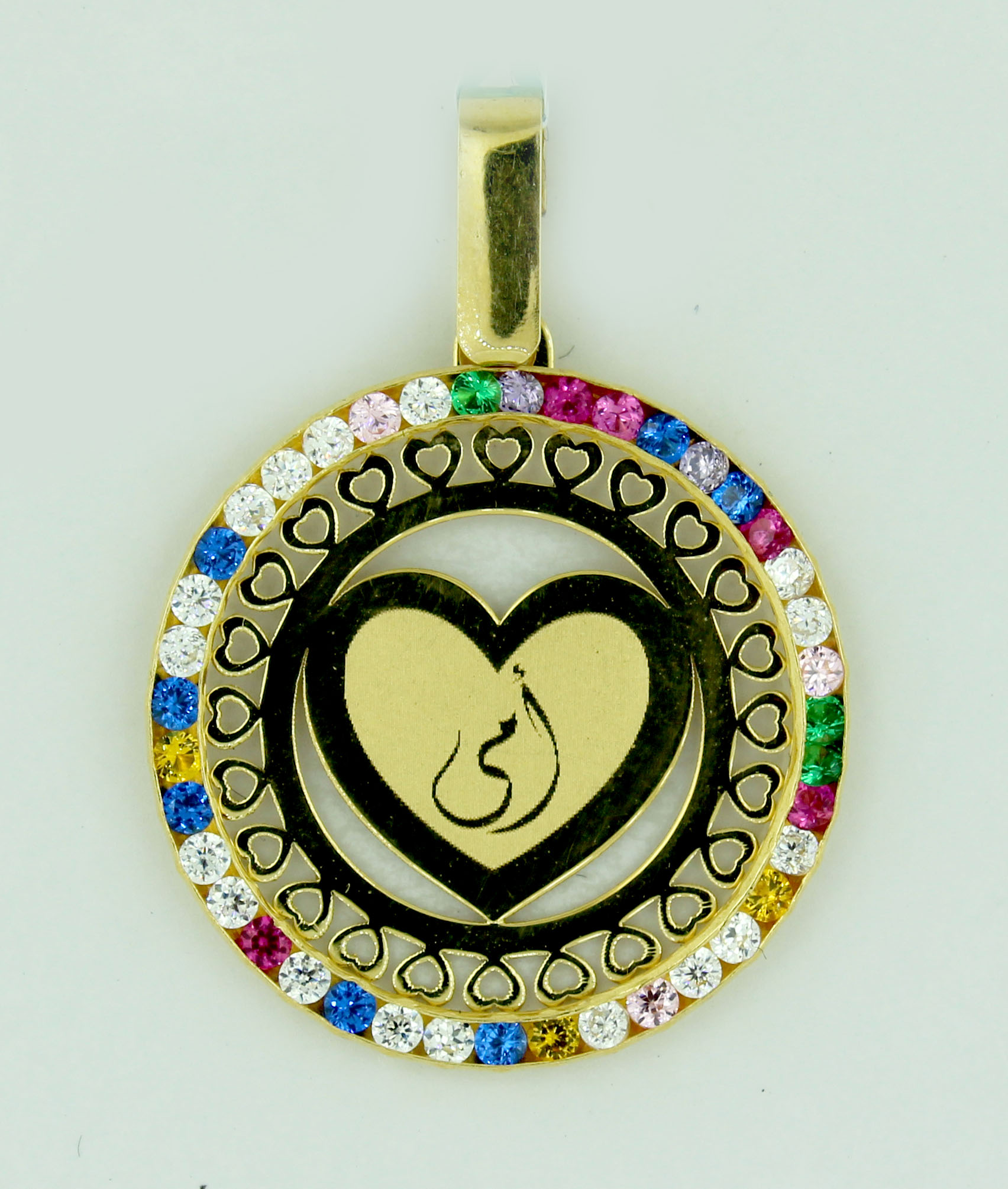 Abida Jewellery LLC | 18K Fine Italian Gold Jewellery